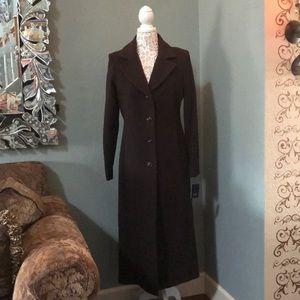 Full-Length Dress Coat